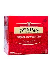 Twinings Gold English Breakfast Tea, 50 Tea Bags x 2g