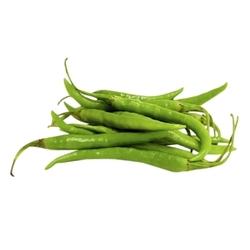Chilli Green, 250 grams