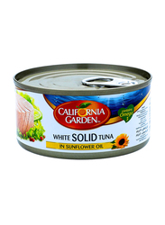 California Garden White Solid Tuna in Sunflower Oil, 170g