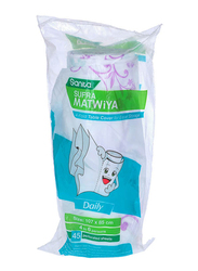 Sanita Sufra Matwiya Daily Table Cover, 107x85cm, White