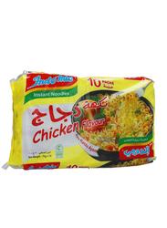 Indomie Chicken Instant Noodles, 10 Packs x 70g