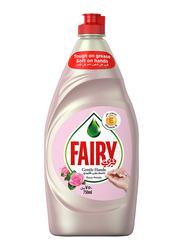 Fairy Rose Petals Dishwashing Liquid Soap, 750ml