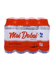 Mai Dubai Drinking Water Bottle, 12 Bottles x 200ml