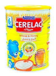 Nestle Cerelac Wheat & Honey Infant Cereal, 1 Kg