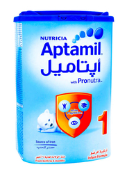 Aptamil Stage 1 Infant Formula Milk, 900g