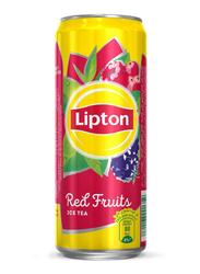 Lipton Red Fruits Ice Tea Can, 320ml