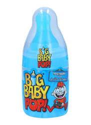Bazooka Raspberry Big Baby Pop Candy, 32g