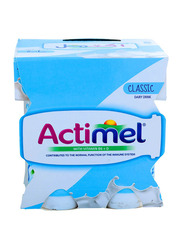 Actimel Classic Dairy Drink, 4 x 93ml