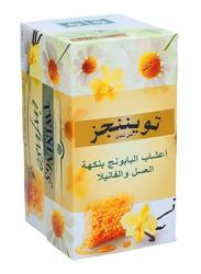 Twinings Infuso Chamomile, Honey, Vanilla Herbal Tea, 20 Tea Bags x 4g