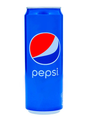 Pepsi Soft Drink Can, 355ml