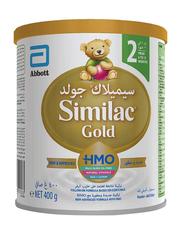 Similac Gold 2 HMO Follow-On Formula Milk, 400gm