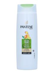 Pantene Pro-V Nature Fusion Shampoo for Damaged Hair, 180ml