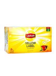 Lipton Yellow Label Black Tea, 50 Tea Bags x 2g