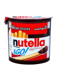 Nutella & Go Hazelnut Cocoa Spread and Breadstick, 52g