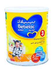 Bebelac Junior 3 Growing Up Formula Milk, 400g