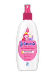 Johnson's Baby 200ml Shiny Drops Kids Conditioner Spray