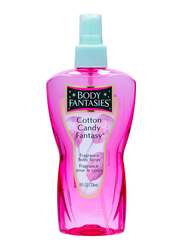 Body Fantasies Cotton Candy 236ml Body Spray for Women