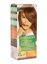 Garnier Color Naturals Hair Color Creme, 6.1 Dark Ash Blonde, 110ml
