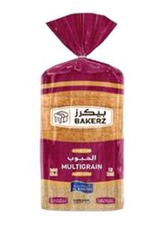 Bakerz Sliced Bread Multigrain, 360g
