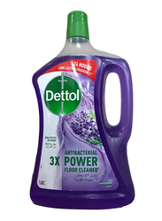 Dettol Lavender 3X Antibacterial Power Floor Cleaner, 1.8 Litres