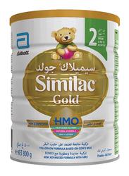 Similac Gold 2 HMO Follow-On Formula Milk, 800gm