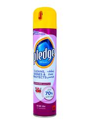Pledge Potpourri Furniture Cleaner Spray, 300ml