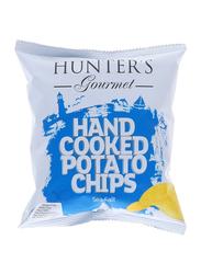 Hunter's Gourmet Sea Salt Hand Cooked Potato Chips, 40g