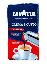 Lavazza Crema E Gusto Ground Coffee, 250g