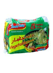 Indomie Vegetable Rasa Soto Mie Instant Noodles, 5 Packs x 75g