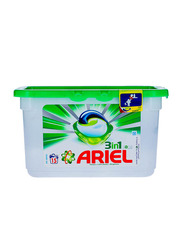 Ariel 3-in-1 Pods Original Scent Washing Liquid Capsules, 15 Capsules x 28.8g