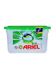Ariel 3-in-1 Pods Original Scent Washing Liquid Capsules, 15 Capsules x 28.8g
