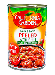 California Garden Peeled Foul with Chili, 450g