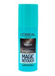 L'Oreal Paris Magic Retouch Instant Root Concealer Spray, Brown, 75ml