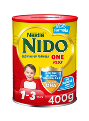 Nestle Nido 1+ Growing-Up Formula Milk Tin, 400g