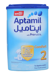 Aptamil Comfort 2 Follow On Formula Milk, 900g