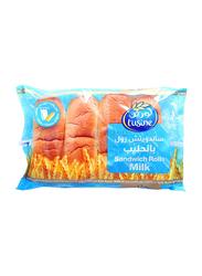 Lusine Milk Sandwich Rolls, , 4 Pieces, 200g