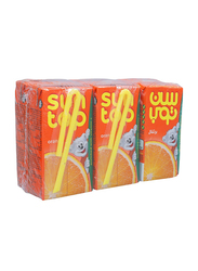 Suntop Orange Juice Drink, 6 Pieces x 125ml