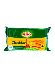 President Sandwich Cheddar Cheese Slices, 400g
