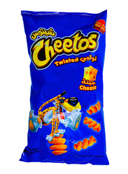Cheetos Twisted Cheese Flavored Snacks, 160g