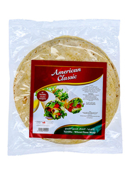American Classic 8-inch Wheat Tortilla, 12 Pieces, 552g