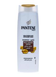 Pantene Pro-V Milky Damage Repair Shampoo for Damaged Hair, 400ml