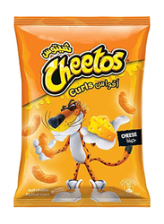 Cheetos Cheese Curls Snacks, 90g