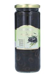 Cordoba Slicecd Black Olives, 230g