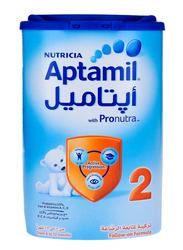 Aptamil Stage 2 Follow On Formula Milk, 900g