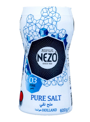 Nezo Fine Pure Salt, 600g
