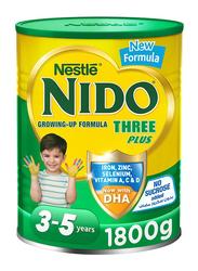 Nestle Nido 3+ Growing-Up Formula Milk Tin, 1.8 Kg