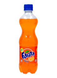Fanta Orange Soft Drink Pet Bottle, 500ml