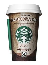 Starbucks Cappuccino Coffee Drink, 220ml