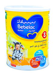 Bebelac Junior 3 Growing Up Formula Milk, 900g
