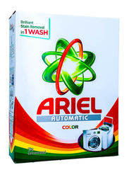 Ariel Automatic Color Laundry Powder Detergent, 3 Kg